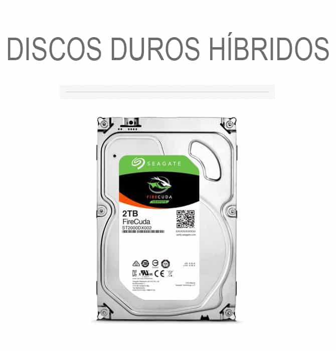 Discos duros híbridos