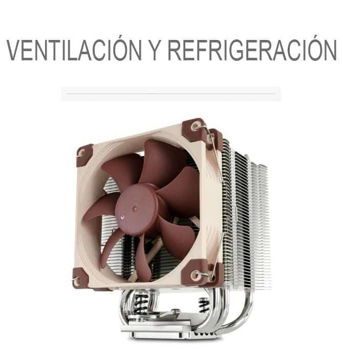 Ventilación y refrigeración