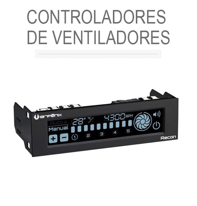 Controladores para ventiladores