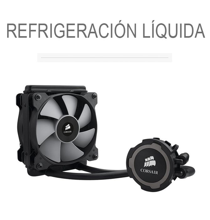 Sistemas de refrigeración líquida