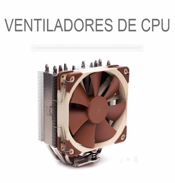 Ventiladores de CPU