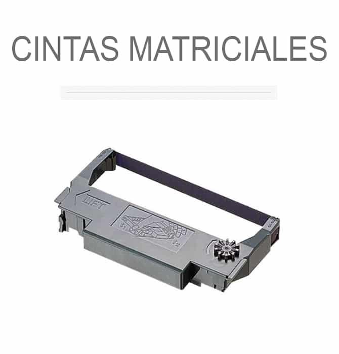 Cintas de impresoras matriciales