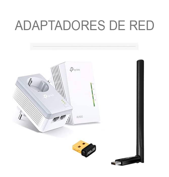 Adaptadores de red