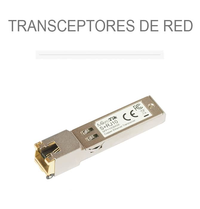 Transceptores de red