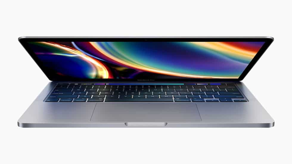 Apple presenta el nuevo MacBook Pro de 13 pulgadas