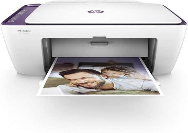 Impresora multifunción HP DeskJet 2634